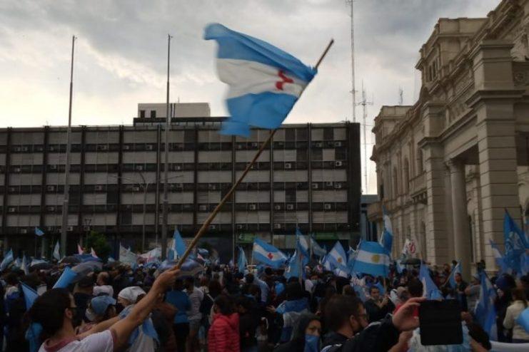 Marcha Casa de Gobierno