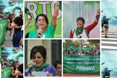 fotos de Federico Kloss, Sheila Da Silva y Jimena González, en Facebook.